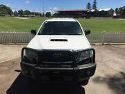 2014 Toyota Hilux KUN26R MY14 SR Double Cab White 5 Speed Automatic Utility Prospect Prospect Area Preview