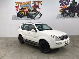2005 Ssangyong Rexton Y220 Sports Plus Sports Automatic Wagon Williamstown North Hobsons Bay Area Preview