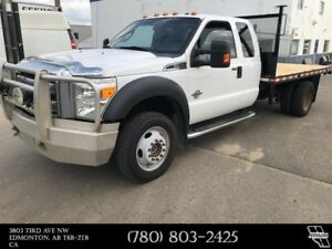 2014 Ford Super Duty F-550 DRW XLT