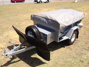 Redtrack Fortescue Offroad camper trailer HIRE $70/day Balcatta Stirling Area Preview