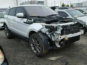 DAMAGED: 2012 Land Rover Range Rover Evoque Pure Premium