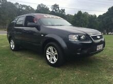2010 Ford Territory SY Mkii TX (RWD) Blue 4 Speed Auto Seq Sportshift Wagon Clontarf Redcliffe Area Preview