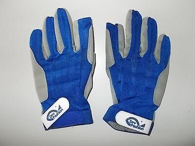 Segelhandschuhe Blau Dry Fashion Segeln Regatta Wassersport Handschuhe Größe XXL