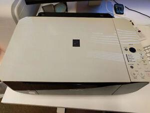 Canon Pixma MP210 All-In-One Printer