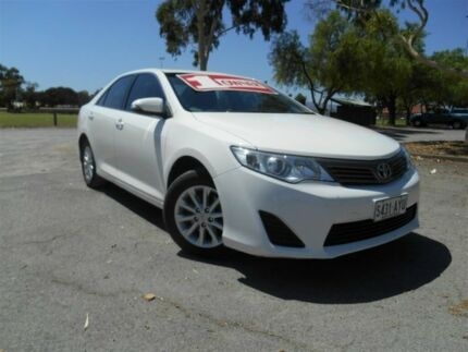 2013 Toyota Camry ASV50R Altise White 6 Speed Automatic Sedan Prospect Prospect Area Preview