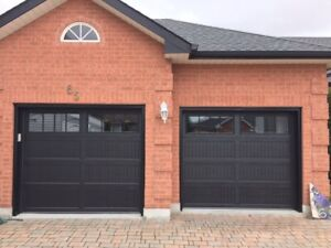 NEW garage doors for sale! Excellent quality