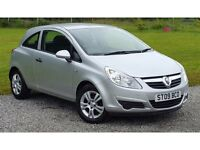 CORSA - DIESEL, LOW MILES - ♦️️FINANCE ARRANGED ♦️️PX WELCOME ♦️️CARDS ACCEPTED