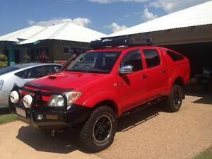 2009 Toyota Hilux Ute Lyons Woden Valley Preview