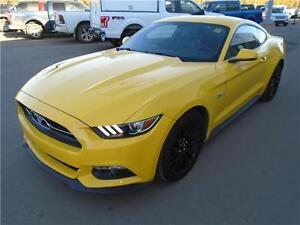 ** 2015 ** FORD ** MUSTANG ** GT ** PREMIUM ** DEMO ** LOW KMS *