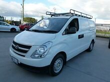 2010 Hyundai iLOAD TQ White 5 Speed Manual Van Welshpool Canning Area Preview