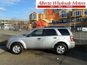 2012 FORD ESCAPE XLT 4X4 EASY FINANCING WE FINANCE ALL CALL