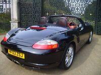 Porsche Boxster Convertible 2003