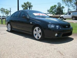 2005 Ford Falcon BF XR8 Black 4 Speed Automatic Sedan Holtze Litchfield Area Preview