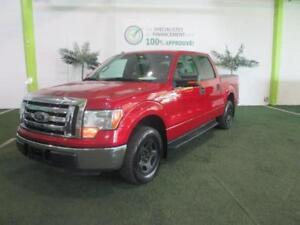 FORD F150 2011 SUPERCREW***6 PASS, BLUTOOTH ET BIEN PLUS