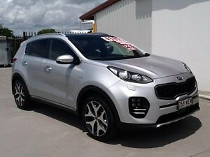 2015 Kia Sportage Platinum Silver 5 Speed Automatic Wagon Pialba Fraser Coast Preview