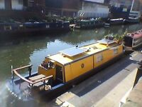 Goldilocks 40ft narrowboat for sale 18000 or nearest offer