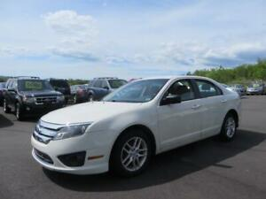 LOW MILEAGE! $79 BI WEEKLY OAC! 2012 Ford Fusion S