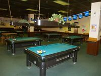 FREE Pool Table Service For Restaurants & Bars