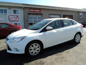 DEAL!89$ bi weekly oac!2012 Ford Focus + two sets of NEW Tires!