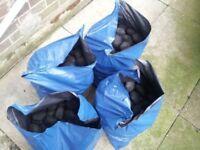 4 Bags of Homefire Smokeless Fuel Coal