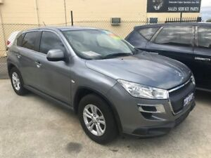 2013 Peugeot 4008 MY12 Active 4WD Grey 6 Speed Constant Variable Wagon