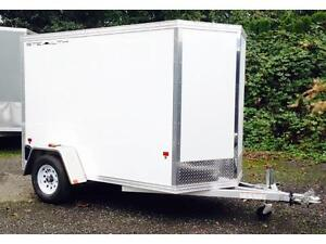Buy Or Sell Used Or New Cargo Trailers In Delta Surrey