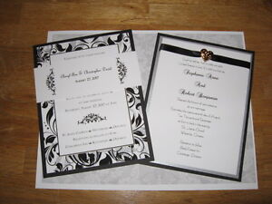 Personalized Invitations for Wedding or Special Events Kitchener / Waterloo Kitchener Area image 1