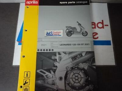 MetalGear Bremsbeläge vorne L//hinten Aprilia Leonardo 125 ST 2001-2004