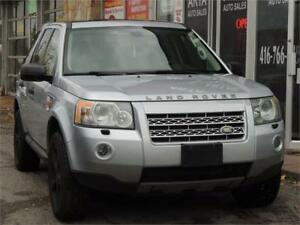 2008 Land Rover LR2 SE*AWD*LEATHER*SUNROOF