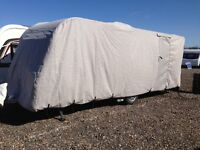Protech caravan cover