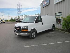 GMC SAVANA 2500 ALLONGÉE 2016