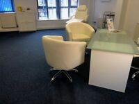 Medical/beauty Room to rent ad hoc +/_ offices