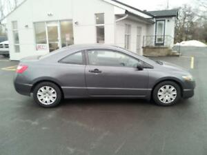 2009 Honda Civic Cpe DX-A