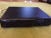 Kenwood mini disc player/recorder