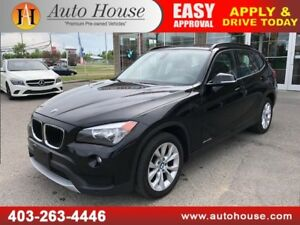 2014 BMW X1 XDRIVE28I NAVIGATION BACKUP CAMERA