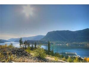 View Lot in Sicamous