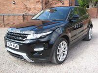 2015 64 Land Rover Range Rover Evoque 2.2Sd4 (190bhp) 4X4 Auto Dynamic LUX