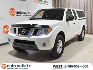 2014 Nissan Frontier SV 4x4 King Cab; Auto, Heated Seats, Backup