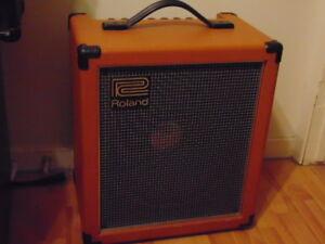 Roland Cube 100 Amp Rare 1x15