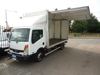 2011 NISSAN CABSTAR 3.0dCi 35.15 PRO + LWB EXHIBITION / DISPALY UNIT