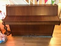 BENTLY UPRIGHT PIANO BEAUTIFUL incl stool