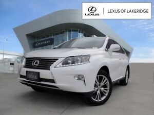 2014 Lexus RX 350 Technology, No Accidents, Head up Display, Nav