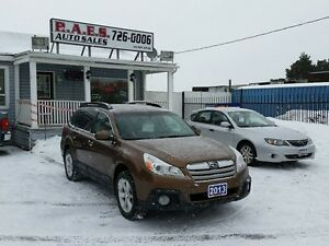 "2013 Subaru Outback 2.5i w/Limited Pkg ""NEW ARRIVAL"""