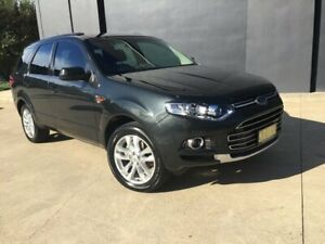 2014 Ford Territory SZ TS Wagon 7st 5dr Seq Sport Shift 6sp, 2.7DT Grey Sports Automatic Wagon Villawood Bankstown Area Preview