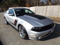 Miniature 7 Voiture American used Ford Mustang 2012