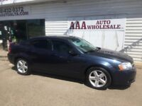2008 Dodge Avenger SXT, FWD, LTD, MINT COND, LOW KM ! Edmonton Edmonton Area Preview