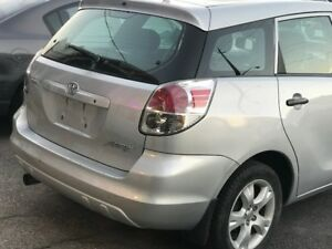 Toyota Matrix ,Hatch ,5 SP Manual ,Clean History,Certified