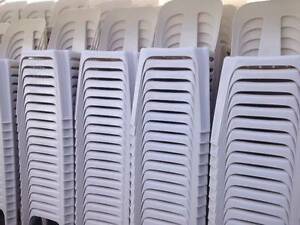 Event & Party Plastic Chairs - Heavy Duty Hurlstone Park Canterbury Area Preview