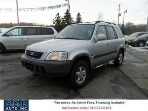 1998 Honda CR-V EX.Only.155000.KMS.No Accident