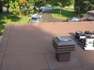 We are offering shingle, flat, and metal roof repair and install London Ontario image 1